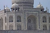 Detail of Taj Mahal, India