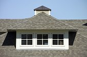 Dormer Window on Roof