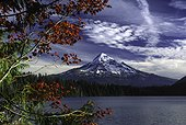 Lost Lake is a lake in Mount Hood National Forest 16.2 kilometres northwest of Mount Hood in Hood River County in the U.S. state of Oregon.